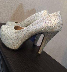 Свадебные туфли 👠