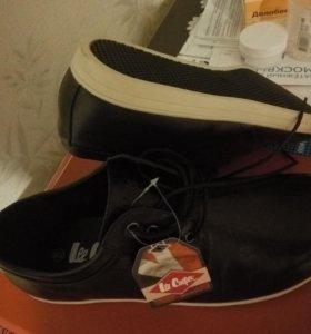 Новые ботинки Lee Cooper