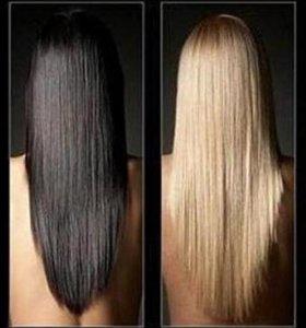 Ботокс для волос, экранирование.