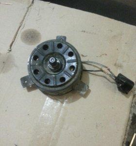 Kia Rio hyundai solaris мотор вентилятора
