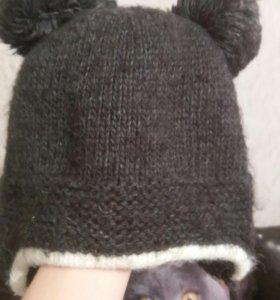 Шапка+свитер
