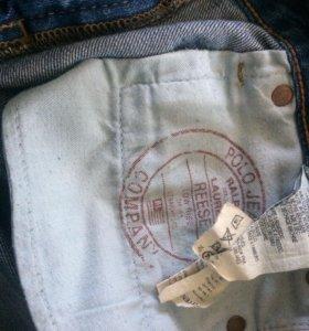 Джинсы 👖 Polo Ralph Lauren на 27 размер