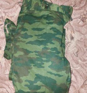 Ватные штаны новые.размер 56/4