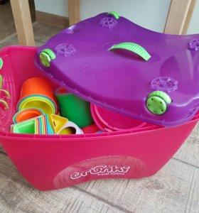 Короб для игрушек trunki