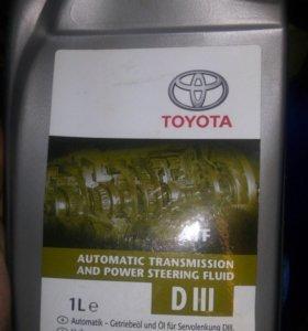 Трансмиссионное масло