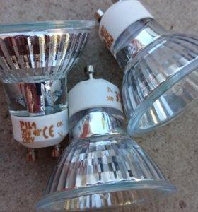 Галогенная лампа 35 W б/у