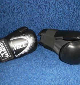 Перчатки для таеквон-до и бокса