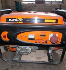 Бензогенератор 5,5 кВт