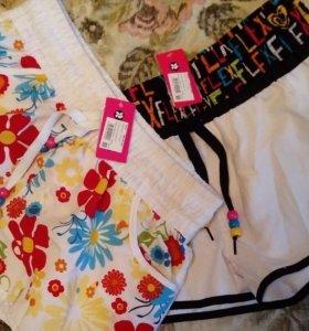 Новые женские шорты