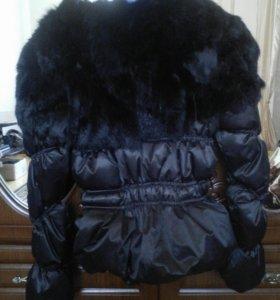 Куртка качественная зимняя