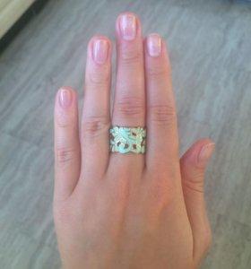 Серьги/кольцо
