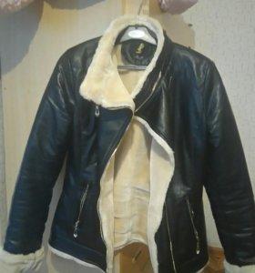 Женская куртка зима