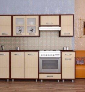 """Модульная кухня """"Арабика"""""""
