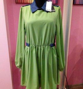 Новое платье. 42-46