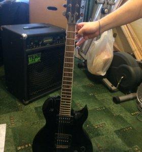 """Электро-гитара """"Clevan"""""""