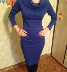 Платье лапша новое 44