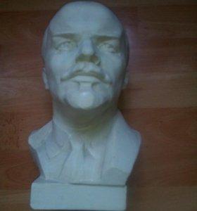 Бюст Ленина, гипс ссср
