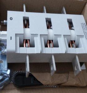 Выключатель-разъединитель,400А.