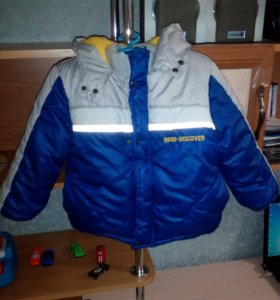 Куртка зимняя 98 размер