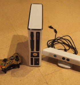 XBox360 320Gb Kinect Star Wars