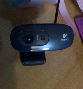 Web камера logitech hd c270