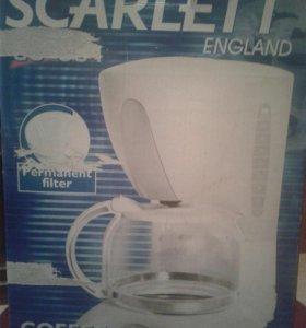Кофеварка Scarlett sc-031