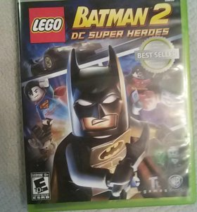 Лего бетмэн 2 дс супер герои на xbox 360