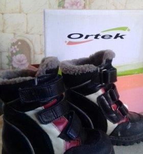 Ботинки Ортек