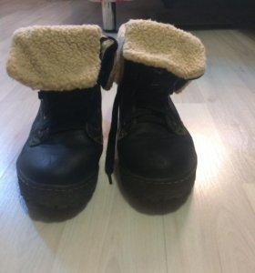 👟Тёплые ботинки