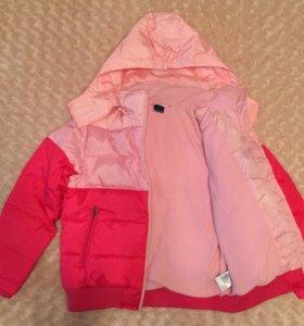 Детская куртка-пуховик Reebok