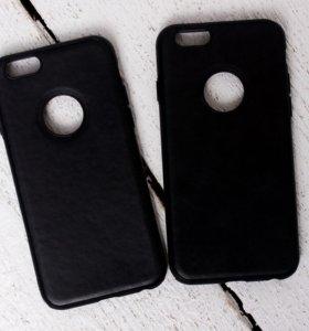 Чехол кожаный на iPhone 6/6s