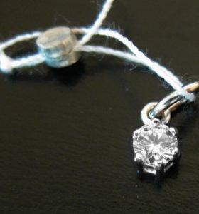 Серебряные подвески