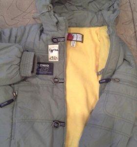 Куртка поростковая
