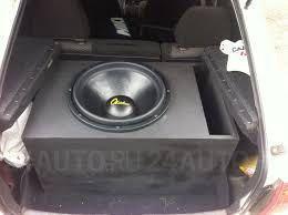 "Саббуфер Obsidian Audio 18"""