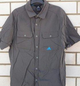 Adidas outdoor рубашка