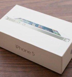 Коробки iphone5,5s