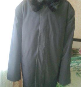 Куртка с подкладом кролика