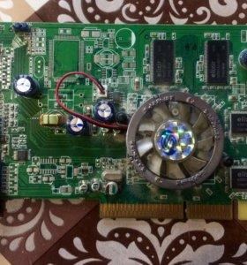 Видео карта Radeon 9550 128Mb
