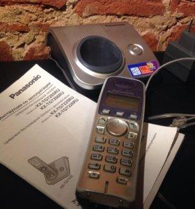 Стационарный телефон Panasonic трубка