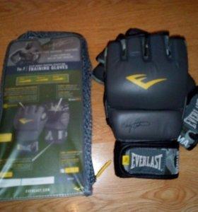 Профессиональные перчатки для MMA и греплнига
