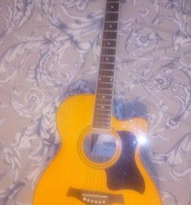 Гитара Augusto Belle-2 SE + комбик