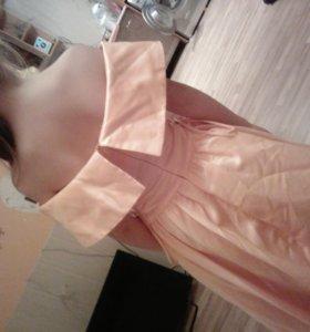 Платье 9+