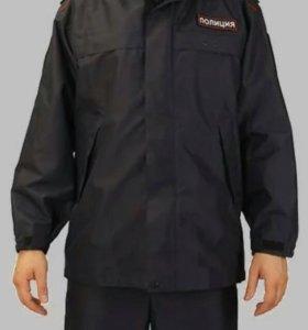 Влаго и ветрозащитный костюм МВД России