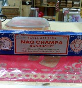 """Благовоние """"Nag champa"""""""