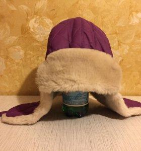 DC шапка-ушанка