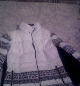 Зимняя куртка 52-54