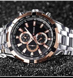 Новые стильные мужские часы Curren 8023