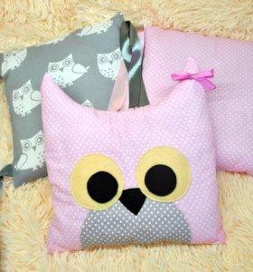Бортики и текстиль для новорождённых