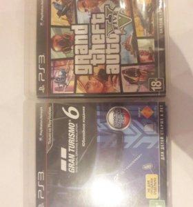 Игра: Gran Turismo 6, GTA5