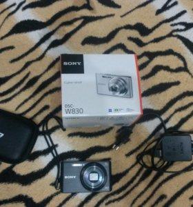 Новый фотоаппарат Sony cyber - shot